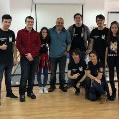 First FTC Demo in Hunedoara